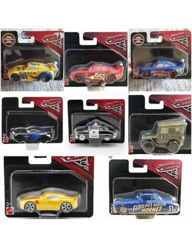 CARS VEICOLI BASIC COLLECTION
