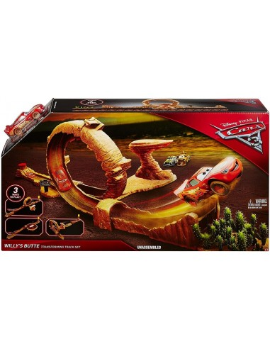 MATTEL CARS 3 PISTA PICCO WILLY...