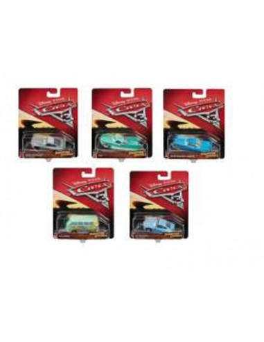 MATTEL CARS 3 VEICOLI BLISTER SINGOLO...