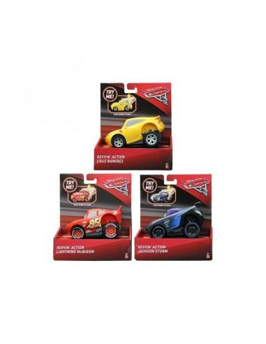 MATTEL CARS 3 VEICOLI PREMI E...