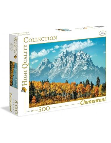 PUZZLE 500 CLEMENTONI GRAND TETON IN...