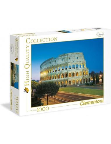 PUZZLE 1000 CLEMENTONI COLOSSEO ROMA