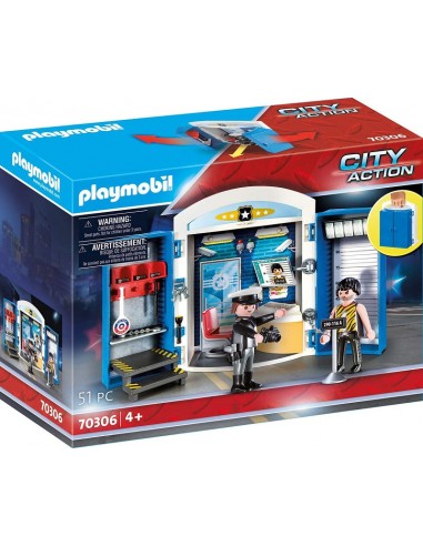 PLAYMOBIL CITY ACTION STAZIONE DI...