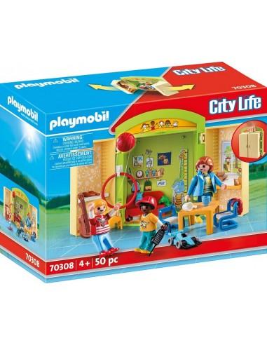 PLAYMOBIL CITY LIFE ASILO