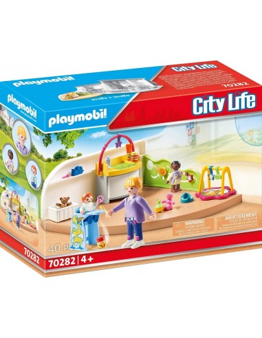 PLAYMOBIL CITY LIFE SPAZIO DEI PICCOLI