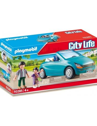 PLAYMOBIL CITY LIFE PAPA' E BIMBA CON...