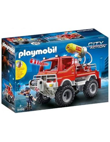 PLAYMOBIL CITY ACTION CAMION SPARA...