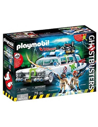 PLAYMOBIL GHOSTBUSTERS AUTO ECTO-1