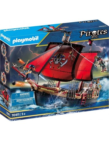 PLAYMOBIL PIRATES GALEONE DEI PIRATI