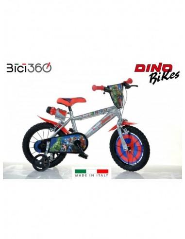 DINO BICI 14 AVENGERS