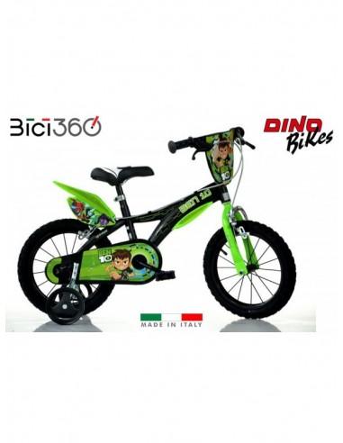 DINO BICI 14 BEN 10