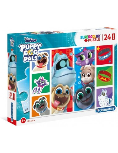 PUZZLE 24 CLEMENTONI MAX PUPPY DOGS