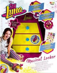 IMC SOY LUNA MUSICAL LOCKER...