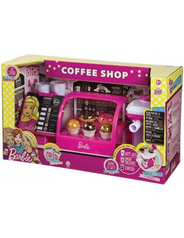 GRANDI GIOCHI BARBIE COFFEE SHOP