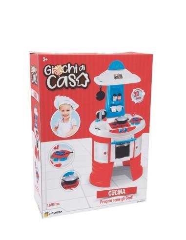 GIOCHERIA GIOCHI DI CASA CUCINA 107 CM