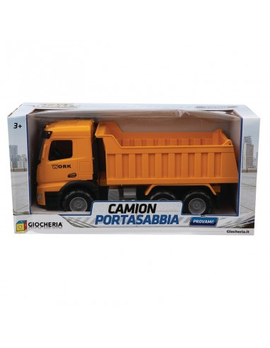 GIOCHERIA FAST WHEELS CAMION...