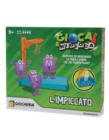 GIOCHERIA GIOCO L'IMPICCATO