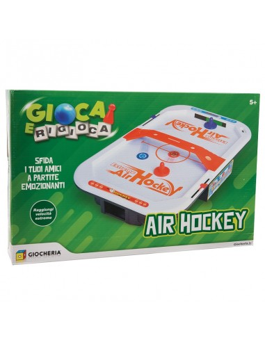 GIOCHERIA GIOCA E RIGIOCA AIR HOCKEY