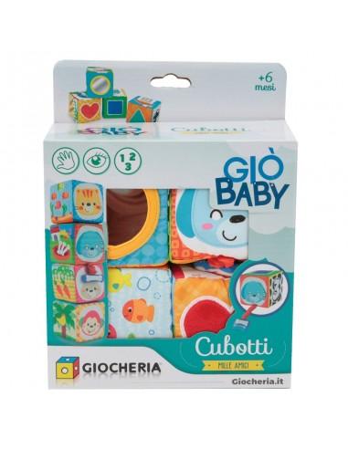 GIOCHERIA GIO BABY CUBOTTI MILLE...