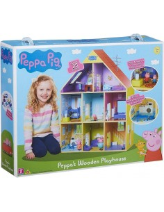GIOCHERIA PEPPA PIG CASA IN...