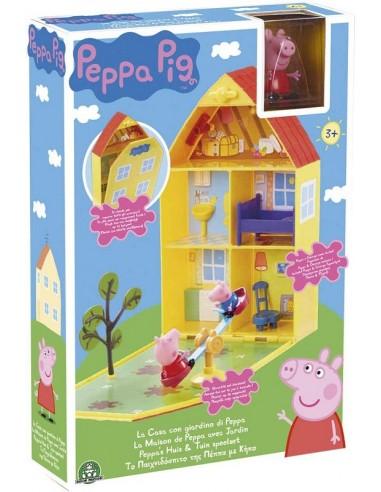 GIOCHERIA PEPPA PIG CASA CON...