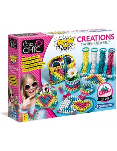 CLEMENTONI CRAZY CHIC WOW CREATIONS...