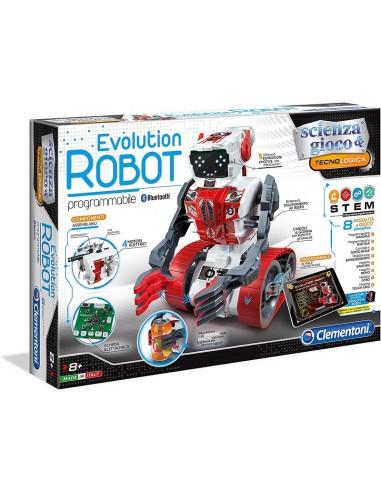 CLEMENTONI SCIENZA EVOLUTION ROBOT