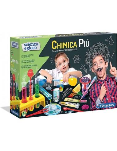 CLEMENTONI SCIENZA CHIMICA PIU'