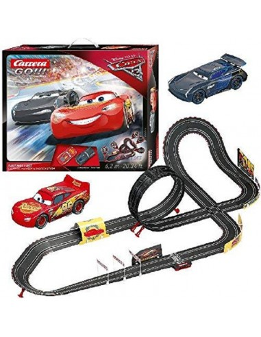 CARRERA PISTA CARS 3 FAST NOT LAST