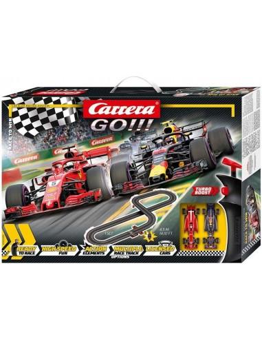 CARRERA PISTA GO FERRARI RACE TO WIN...